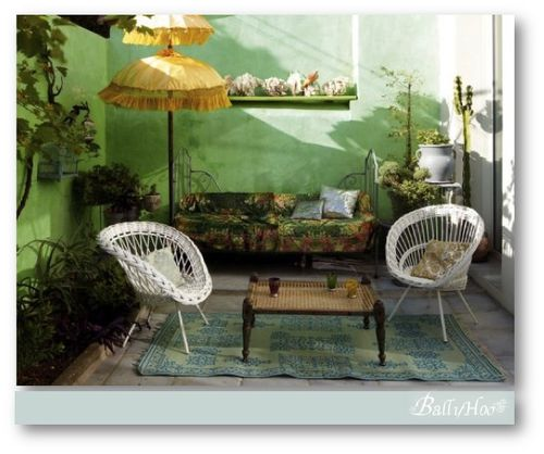 fashion ballyhoo- home sweet home inspiration exotique book