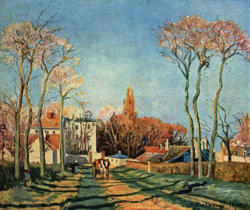 Camille Pissarro paysages