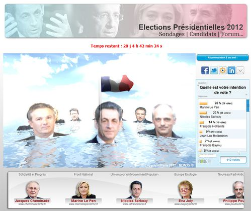 election presidentielle 2012 3d new3s