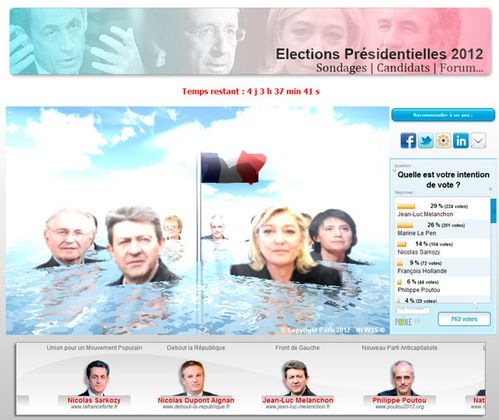 be leader be 3d web election presidentielle 2012 new3s