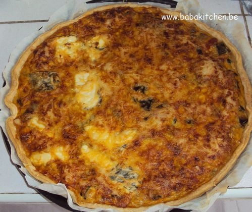 quiche ratatouille 3