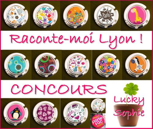 concours lucky sophie accroche toi