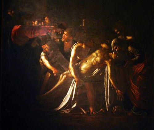 615f1a Caravage, Résurrection de Lazare IMG 2454