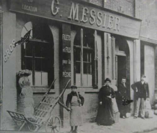 MESSIER cordelier boutique.