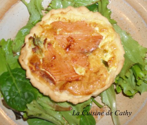 quiche saumon1