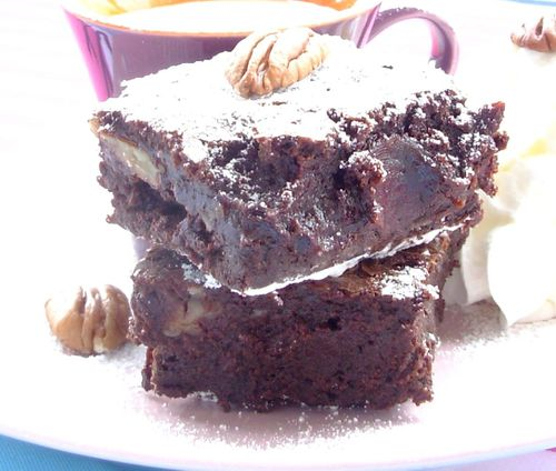 Traditionnel brownie5