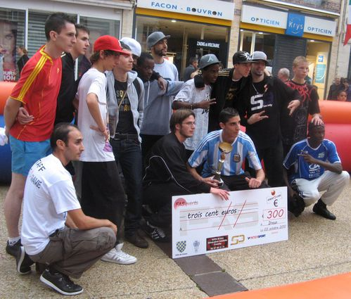 saint denis freestyle participants