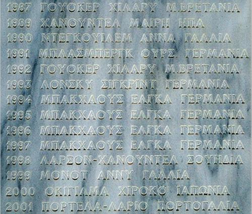 715b6 Sparte, vainqueurs au Spartathlon