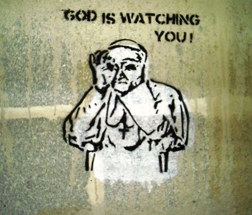 god-is-watching-you