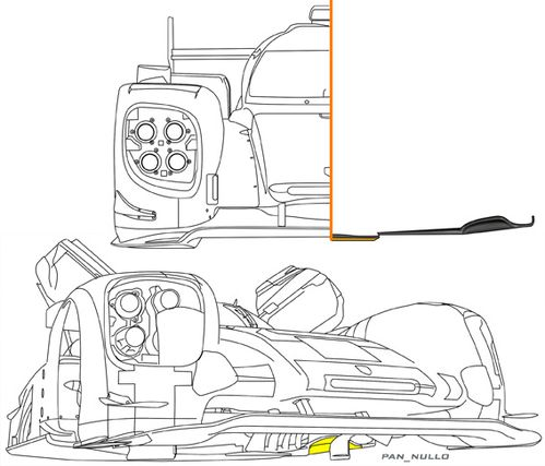 Porsche 919 Hybrid Underview LOW