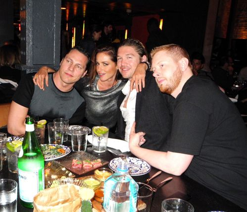Tiësto photos at La Cenita - restaurant New york (5)