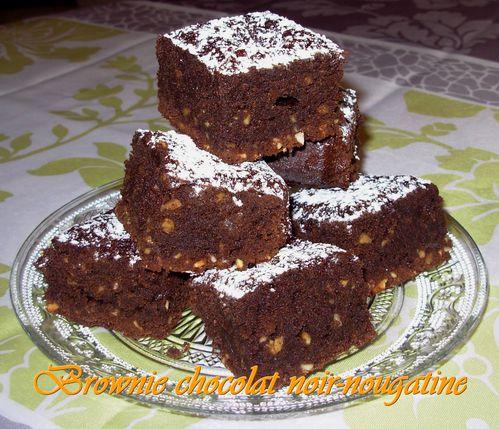 Brownie chocolat noir-nougatine2