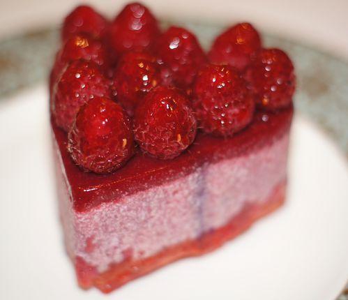 Valentine's raspberry 8