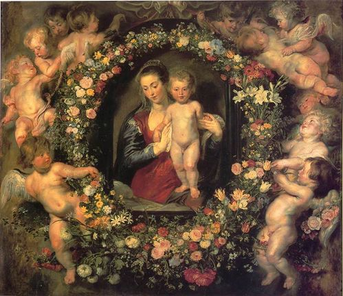 Peter Paul Rubens couronnement-vierge