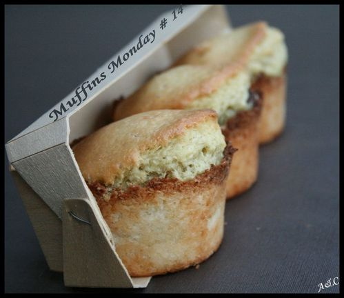 Muffins cocolactes 1
