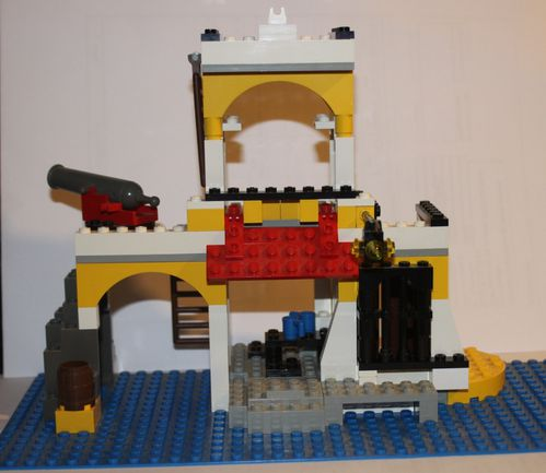 LEGO 6263 Pirates Imperial Outpost 10