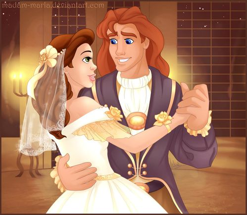 belle s wedding by madam marla-d3jflsx