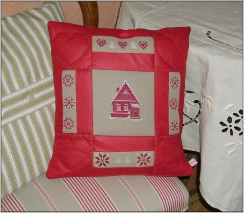 coussin chalet 2