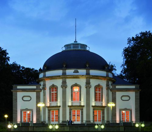 Staatsbad Bad Oeynhausen - Theater im Park - klein
