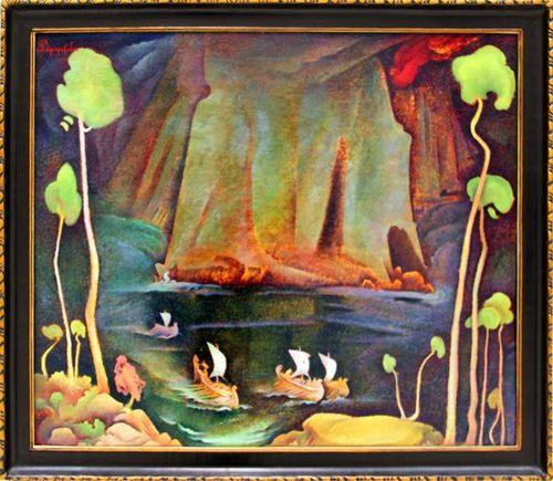 775g2 Valias Semertzidis, Au pays des Cyclopes (1936)