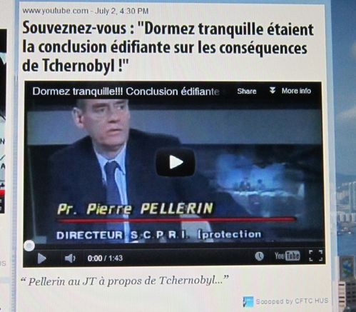 036r Scoop-It & YouTube Tchernobyl-Pellerin 2009