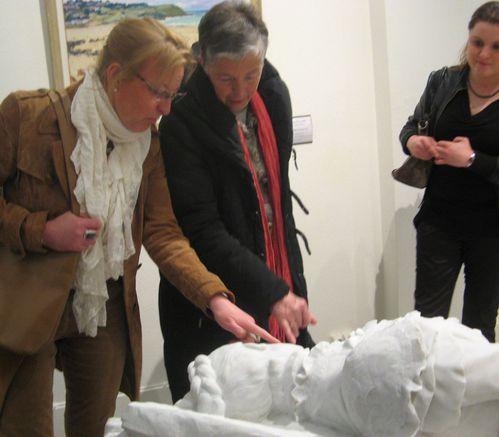 Musée duchesse d'Alençon 14 Avril 2012 réparatrice