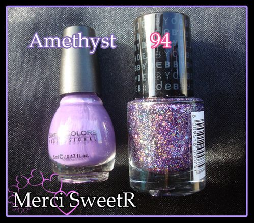 Vernis Sinful Colors+ Debby