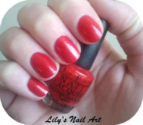 OPI The spy who loved me3