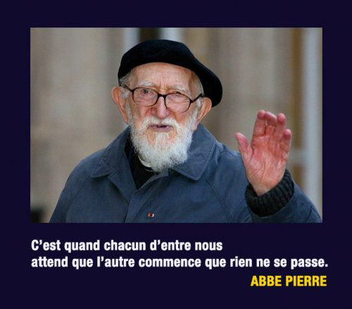 FROID ABBE PIERRE