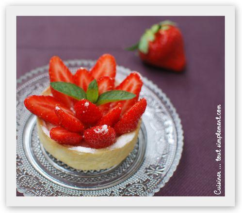 tartelettes fraises - mascarpone2