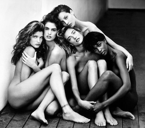 Herb Ritts femmes nues