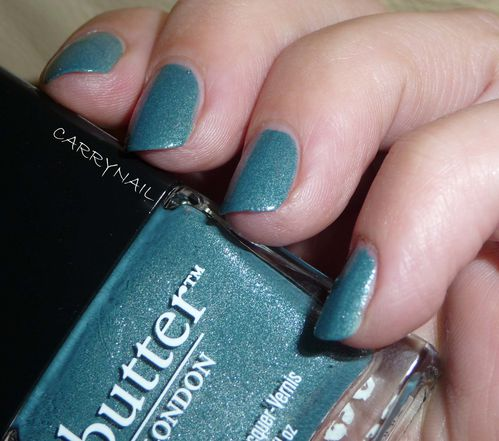 Butter London Victoriana 2