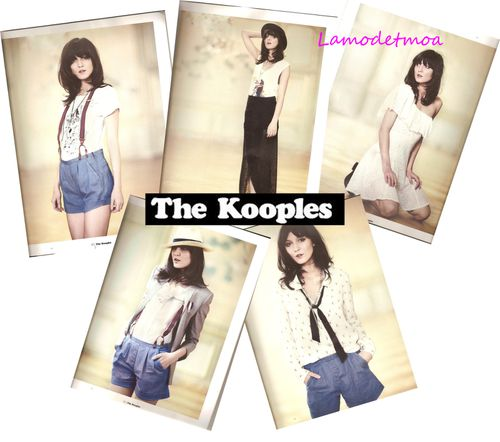 the kooples pete doherty pour filles
