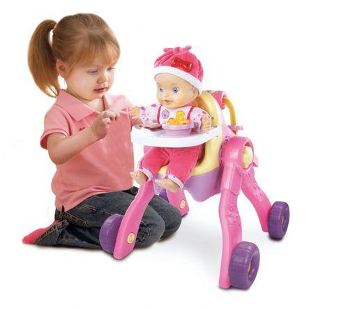 hair chair with kid