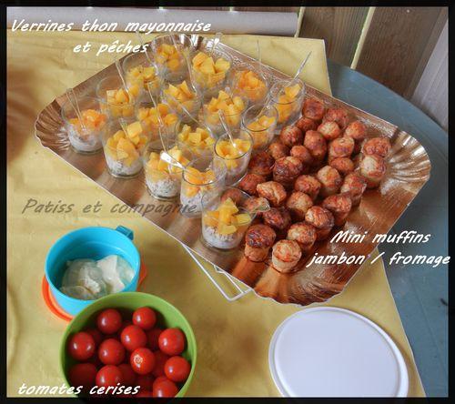 buffet apéro 2