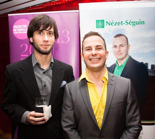 Yannick Nezet-Seguin. Foto Philippe Jasmin