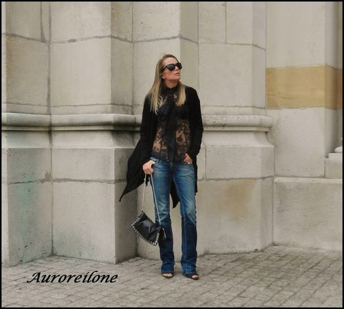 Jeans Flare 007