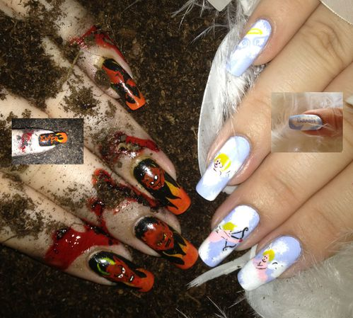 MARIE PASSION NAIL