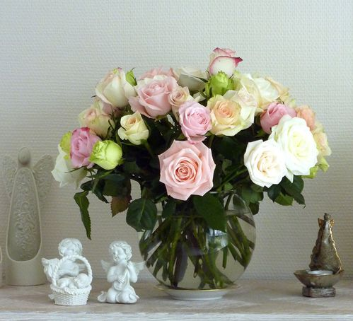 roses 3 anges