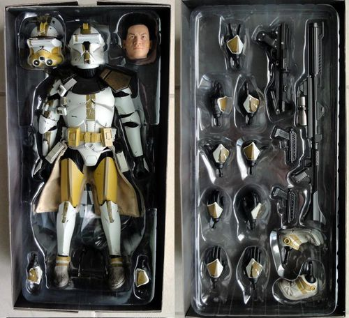 SIDESHOW COMMANDER BLY BOX2