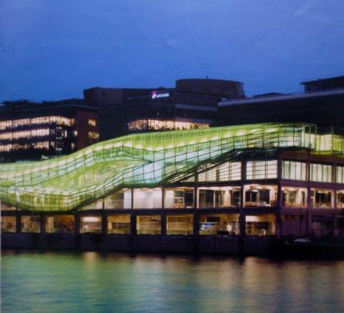 Paris, Cité Mode + Design, Jakob + Macfarlane, le Lézard vert
