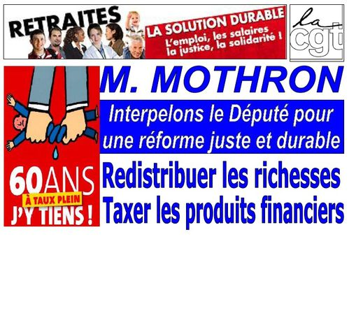 Retraites 15 septembre Mothron