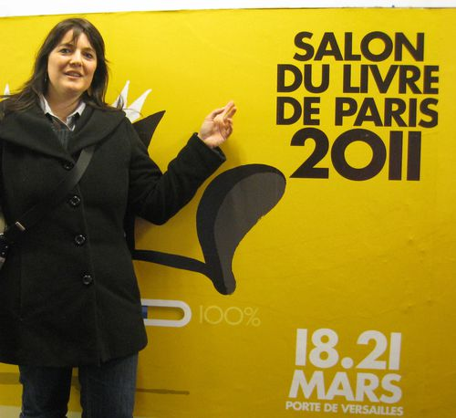 1 - salon du livre à Paris