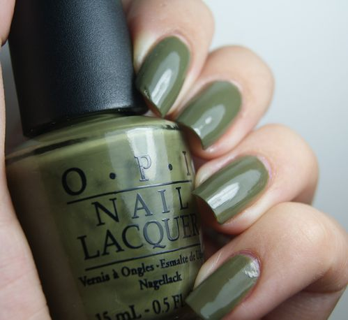 OPI Uh Oh Roll Down 6