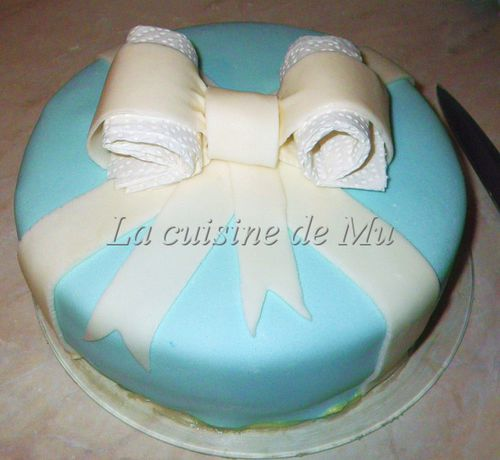 Pate a gateau thermomix