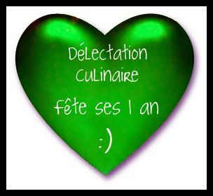 delectation culinaire
