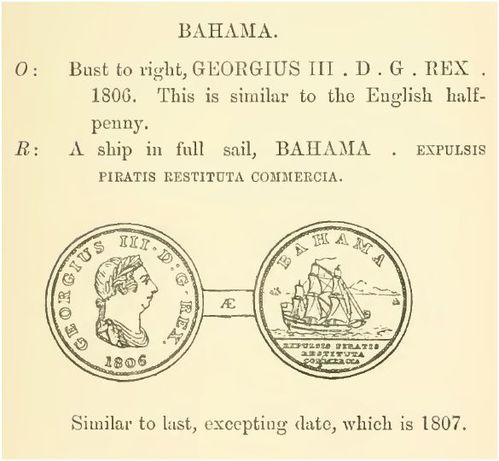 BAHAMA 1806 G III Book