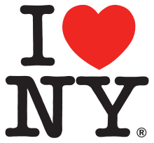 Logo, New York, I Love New York Milton Glaser Wikipedia