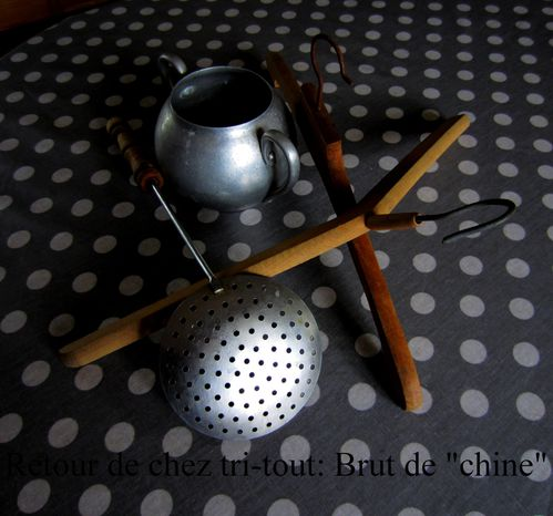 brut de chine chez tri-tout