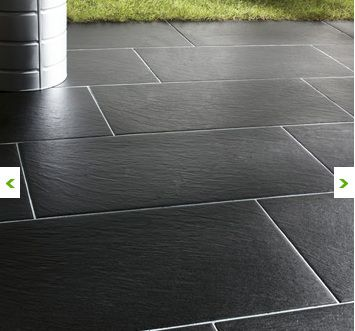 Carrelage rectifie metallise poele colmar nimes for Grand carrelage exterieur
